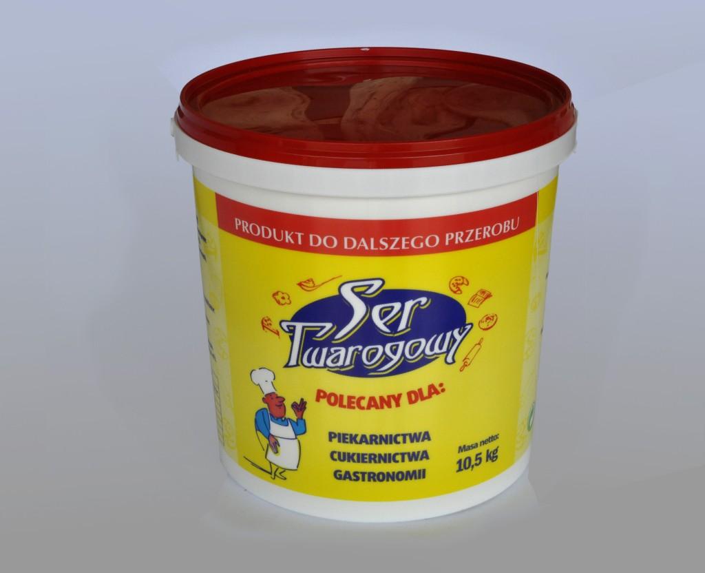 ser twarogowy 10kg wiadro